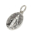 Maria Pendant - Silver