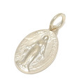 Maria Pendant - K10Yellow Gold