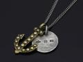 × Philip Crangi Collaboration Anchor Necklace