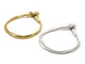 Silver Triple Rope Bracelet
