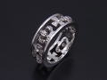 Kids Medieval Wedding Band Ring