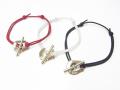 Fortune Code Bracelet & Anklet - K10Yellow Gold