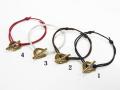 Fortune Code Bracelet & Anklet - K18Yellow Gold