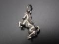 Horse Charm - Silver