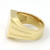 Large Signet Ring - K18Yellow Gold