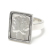 Liberty Head Ring - Silver