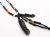 Rooster King & Co. Necklace Black