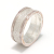 MOKUME Border Sandblast Ring