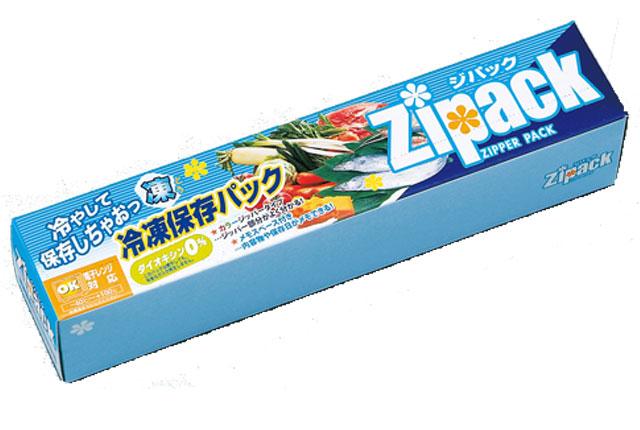 粗品・景品・ノベルティ・記念品の粗品屋本舗 ジパック冷凍保存パック5枚入 キッチン