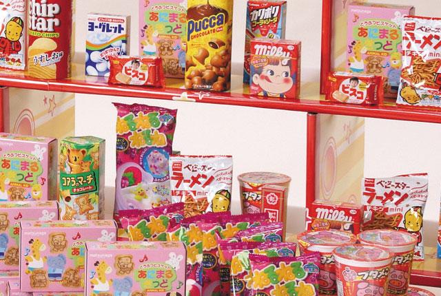 粗品・景品・ノベルティ・記念品の粗品屋本舗 ジャンボ射的大会用景品・お菓子