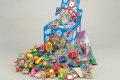 粗品・景品・ノベルティ・記念品の粗品屋本舗 たのしいおもちゃプレゼント100人用 イベント景品セット