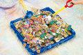 粗品・景品・ノベルティの粗品屋本舗 駄菓子&小粒宝石キャンディすくいどり&つかみどり約100人用