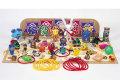 粗品・景品・ノベルティの粗品屋本舗 おもちゃ輪投げ遊びセット・小サイズ