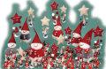 粗品・景品・ノベルティの粗品屋本舗 ほんわか冬の仲間達抽選会 クリスマス