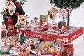粗品・景品・ノベルティ・記念品の粗品屋本舗 クリスマスミニパンチBOXセット72人用