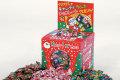 粗品・景品・ノベルティ・記念品の粗品屋本舗 クリスマスキャンディ・ラムネ・チョコすくいどり約150人用 クリスマス
