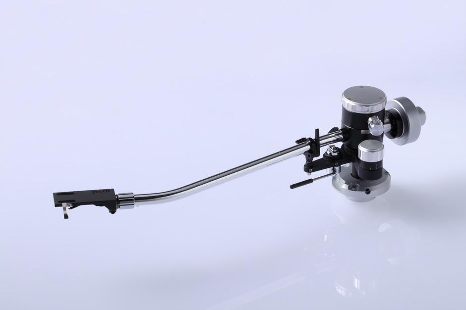 JELCO TK-950L ダイナミック・スタティックバランス兼用トーンアーム12インチ