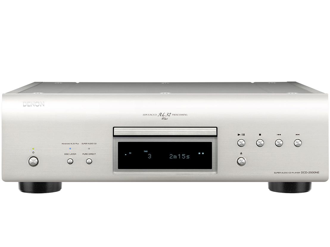 ★お問い合わせ下さい★在庫処分/新品未開封品 DENON DCD-2500NE SACD/CDプレーヤー メーカー保証付き