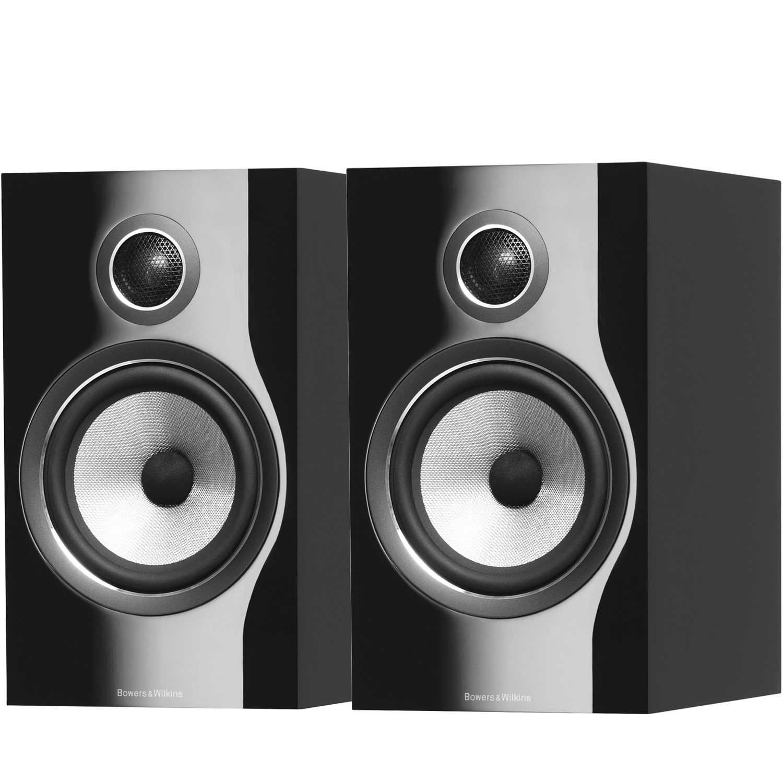 ★お問合せ下さい/数量限定★B&W 706S2ピアノブラック(ペア) メーカー保証付き