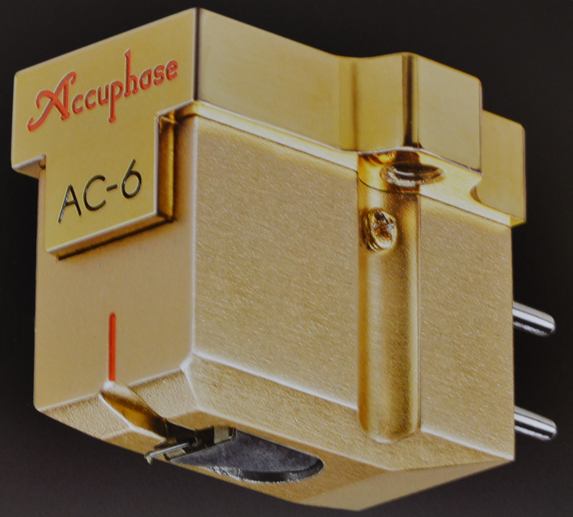 Accuphase(アキュフェーズ) AC-6 MC型フォノ・カートリッジ