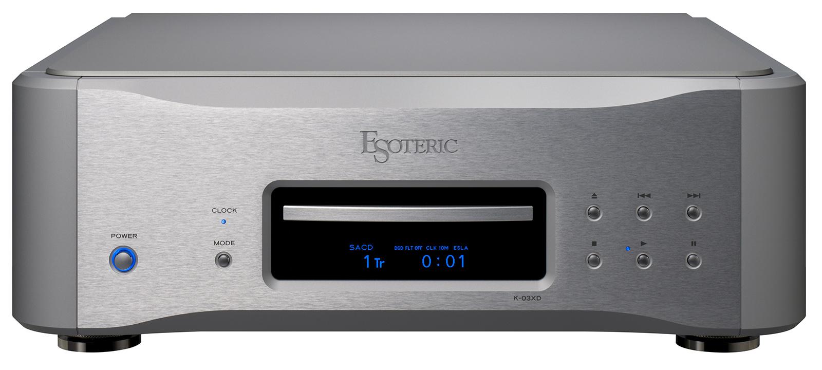 ★価格はお問合せ下さい★ESOTERIC K-03XD SACD/CDプレーヤー