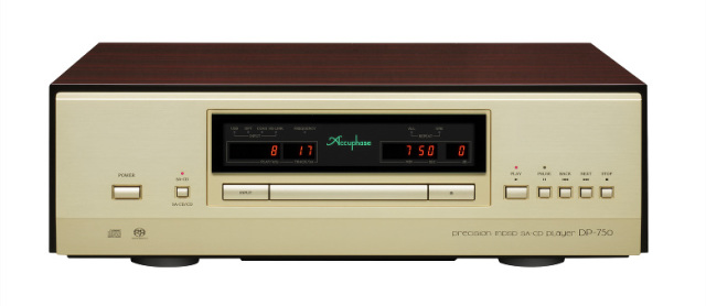 Accuphase(アキュフェーズ) DP-750 MDSD SA-CDプレーヤー