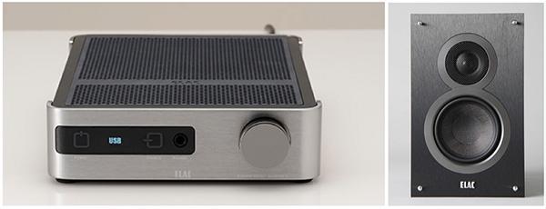 数量限定 新品・未開封品 ELAC 101 Debut Set インテグレーテッドアンプ「EA101EQ-G」+ブックシェルフ・スピーカー「Debut B5」