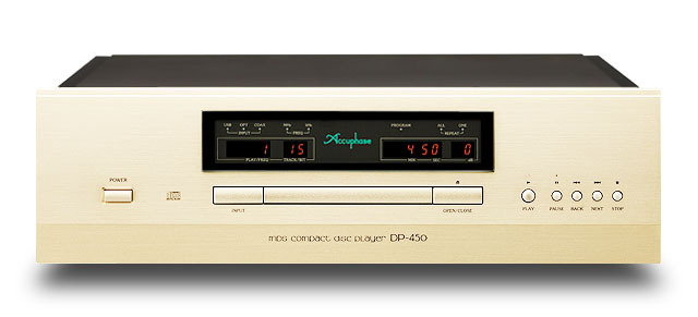Accuphase(アキュフェーズ) DP-450 MDS CDプレーヤー