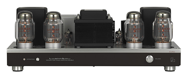 LUXMAN(ラックスマン) MQ-88uC 真空管ステレオパワーアンプ