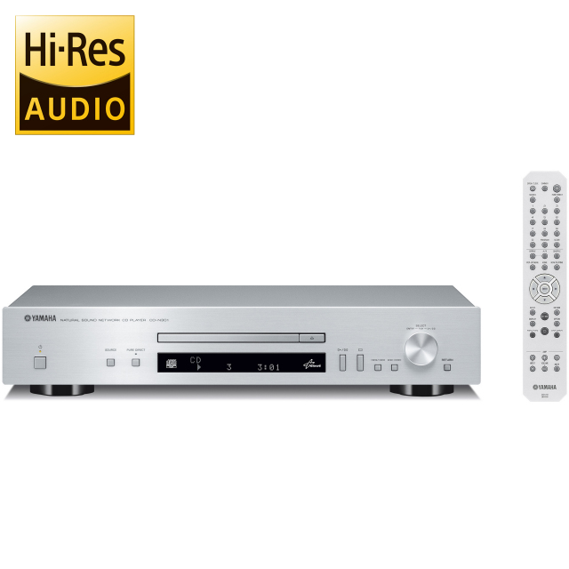 YAMAHA(ヤマハ) CD-N301 ネットワークCDプレーヤー