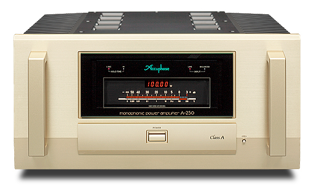 Accuphase(アキュフェーズ) A-250 純A級モノフォニック・パワーアンプ