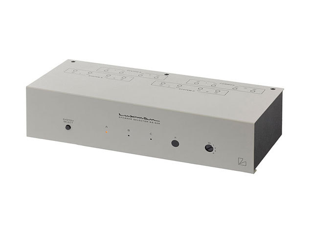 LUXMAN AS-50R リモコン付きスピーカーセレクター