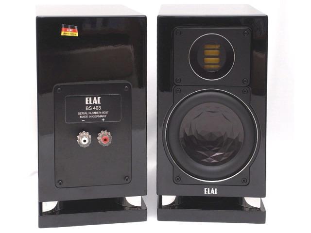 アウトレット エラック BS403/HGBK(ペア) メーカー保証付き