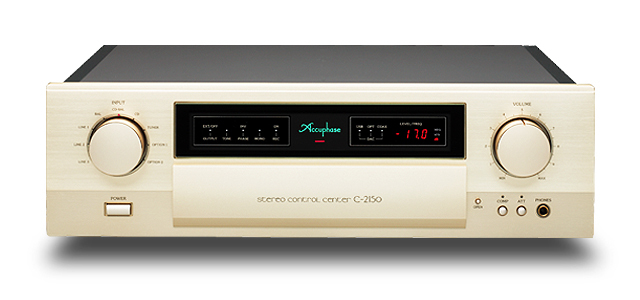 Accuphase(アキュフェーズ) C-2150 コントロールアンプ