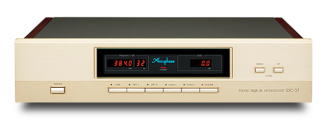 Accuphase(アキュフェーズ) DC-37 MDSDデジタルプロセッサー