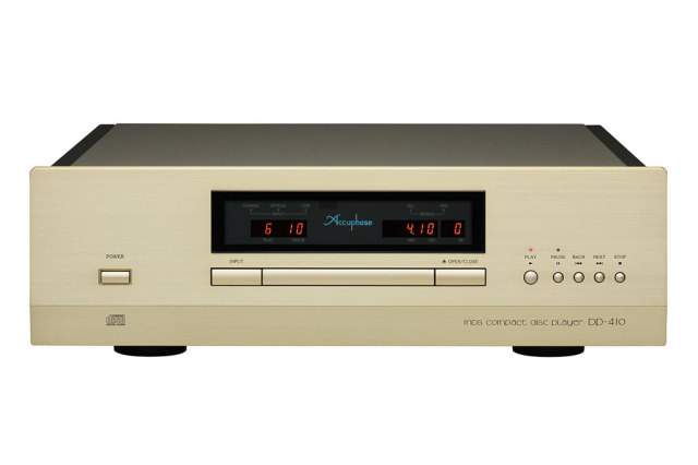 Accuphase(アキュフェーズ) DP-410 CD専用プレーヤー