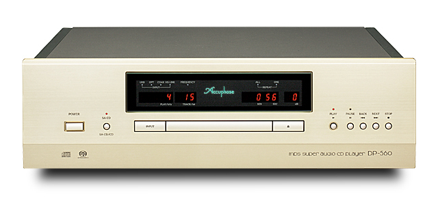 Accuphase(アキュフェーズ) DP-560 SA-CDプレーヤー