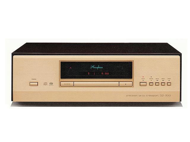 アキュフェーズ PRECISION SA-CD TRANSPORT DP-900