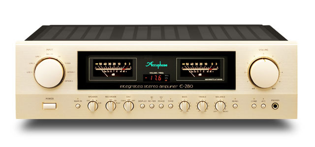 Accuphase(アキュフェーズ) E-280 インテグレーテッド・ステレオアンプ