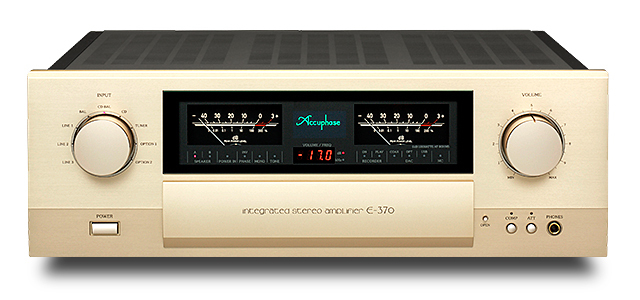 Accuphase(アキュフェーズ) E-370 インテグレーテッド・ステレオアンプ