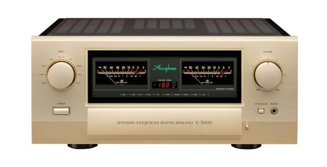 【予約受付中】Accuphase(アキュフェーズ) E-5000 インテグレーテッド・ステレオアンプ