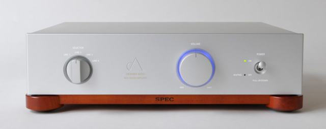 SPEC(スペック)RSA-M5 ステレオ・プリメインアンプ