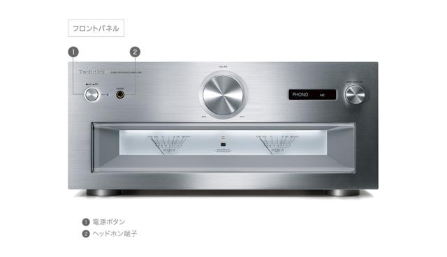 ☆販売価格はお問合せ下さい☆Technics(テクニクス) SC-R1000 ステレオインテグレーテッドアンプ