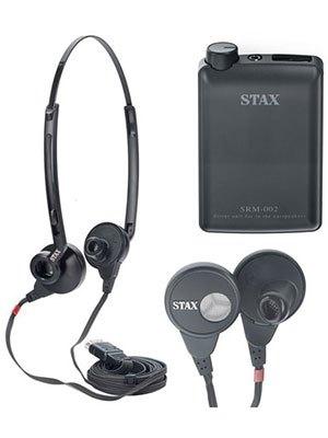 STAX(スタックス) SRS-002 ポータブルイヤースピーカーシステム