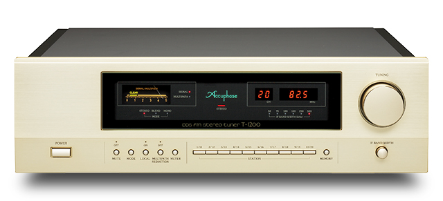 Accuphase(アキュフェーズ) T-1200 DDS方式FMステレオ・チューナー