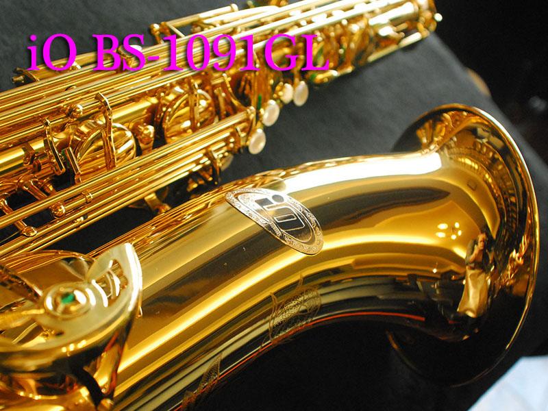 iO BS-1091GL バリトンサックス 良品