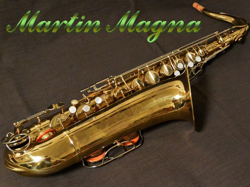 MARTIN MAGNA テナーサックス