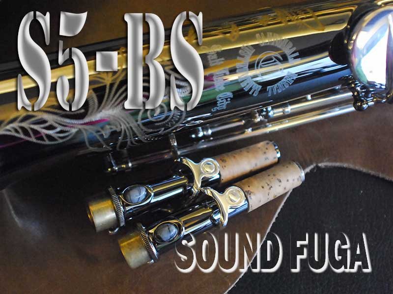 "CANNONBALL S5-BS ""Big Bell Stone Series"" ソプラノサックス 美品"