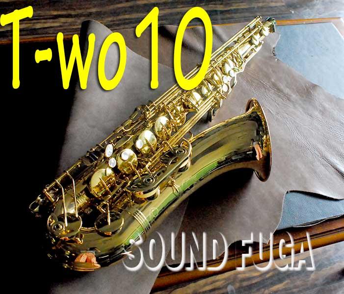 YANAGISAWA T-WO10 TENOR テナーサックス 5月新品購入