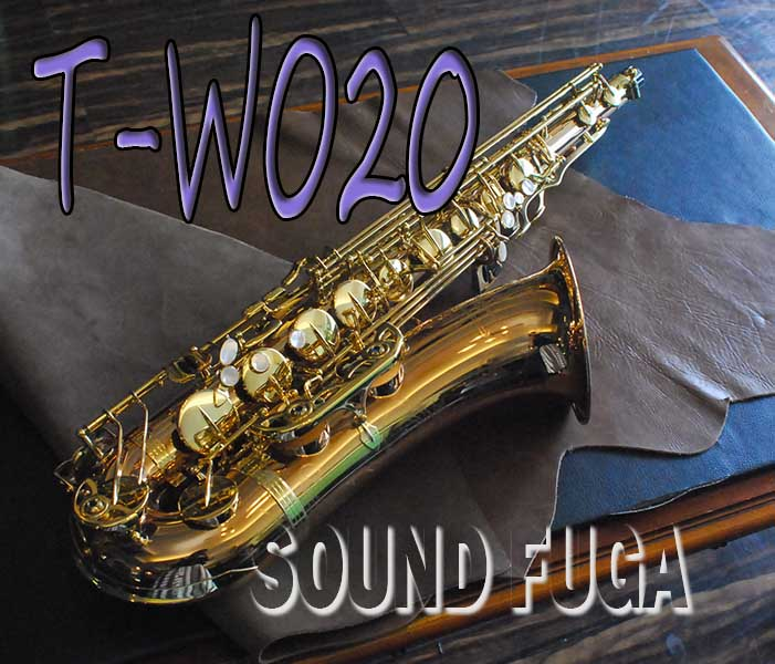YANAGISAWA T-WO20 ブロンズモデル TENOER テナーサックス 極上美品